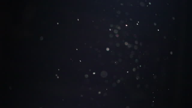 dust float in dark room slow motion - dust stock videos & royalty-free footage