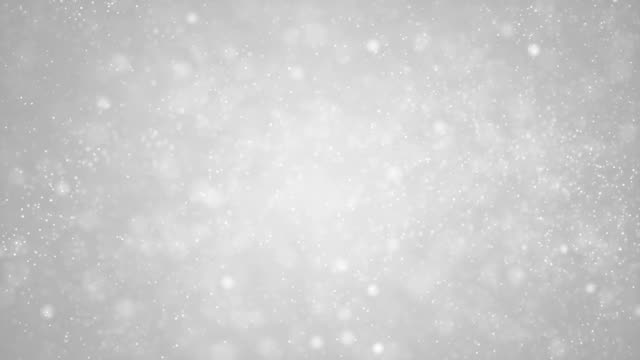 dust flowing particles (seamless loop) - stok video - white background stock videos & royalty-free footage