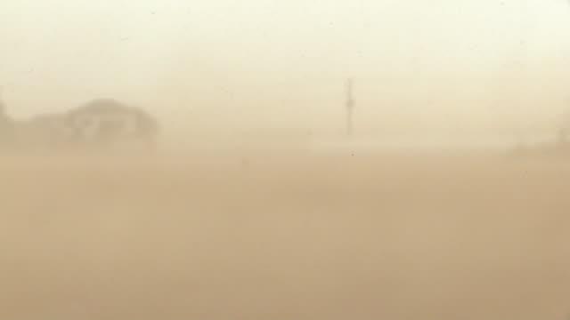 dust storm, ibaraki, japan - april stock videos & royalty-free footage