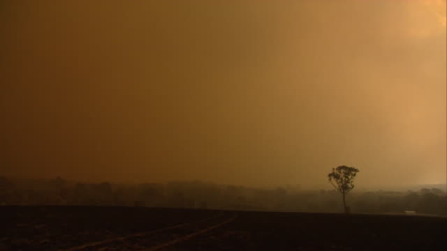 dust storm in australia - australia stock videos & royalty-free footage