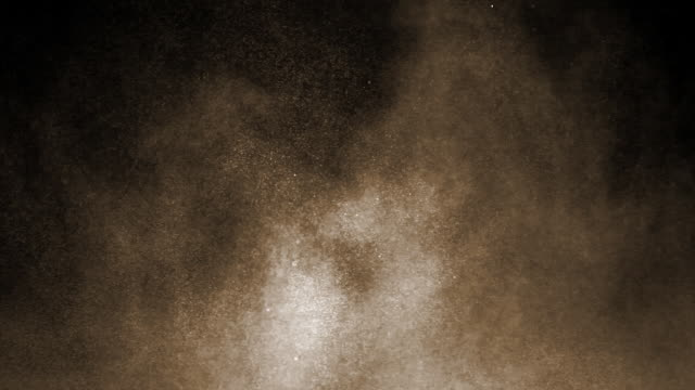 dust universe - black background stock videos & royalty-free footage