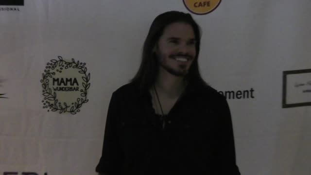 dustin brayley at the 5th annual rock godz hall of fame awards at hard rock cafe on october 26, 2017 in hollywood, california. - ハードロックカフェ点の映像素材/bロール