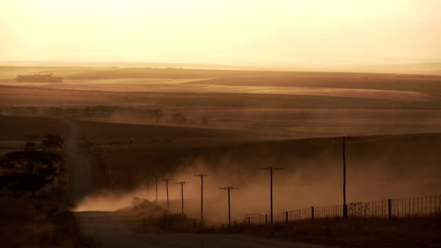 dusty dirt road - kicking stock videos and b-roll footage