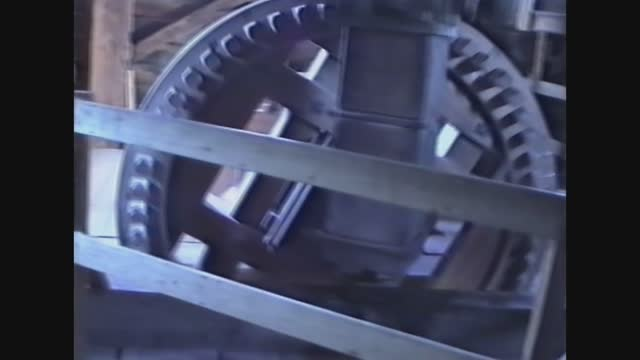 dutch windmill interior - ridge stock videos & royalty-free footage