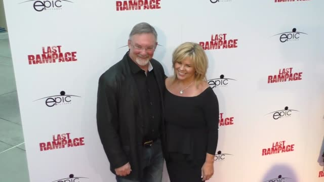 dwight h little at the premiere of 'last rampage the escape of gary tison' from epic pictures releasing at arclight cinemas on june 23 2017 in... - arclight cinemas hollywood 個影片檔及 b 捲影像