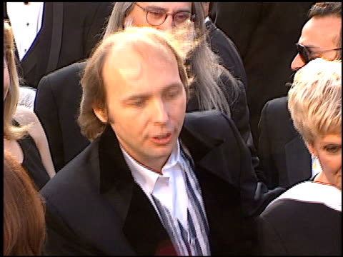 dwight yoakam at the 1997 academy awards arrivals at the shrine auditorium in los angeles california on march 24 1997 - 69th annual academy awards stock videos & royalty-free footage