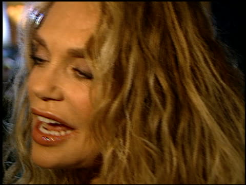 dyan cannon at the carousel of hope ball at the beverly hilton in beverly hills california on october 28 2000 - carousel of hope stock videos and b-roll footage