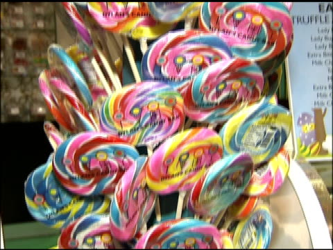 dylan candy shop candy - crumb stock videos & royalty-free footage
