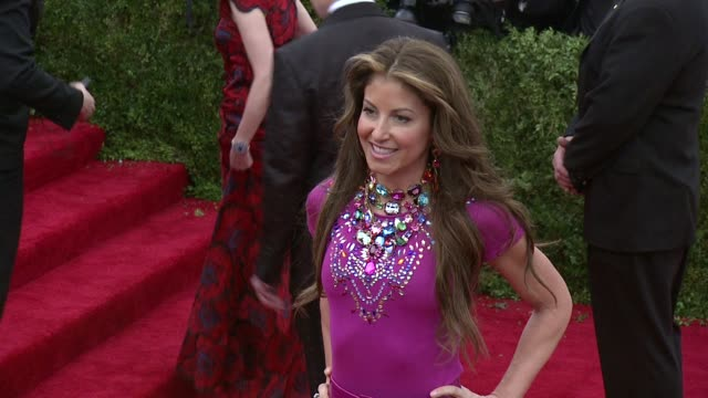 Dylan Lauren at China Through The Looking Glass Costume Institute Benefit Gala Arrivals at Metropolitan Museum of Art on May 04 2015 in New York City