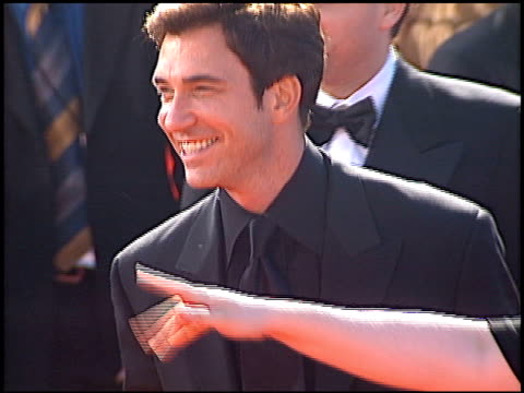 Dylan McDermott at the 2000 Emmy Awards at the Shrine Auditorium in Los Angeles California on September 10 2000