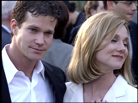 Dylan Walsh at the 'Congo' Premiere at Paramount Lot in Hollywood California on June 6 1995
