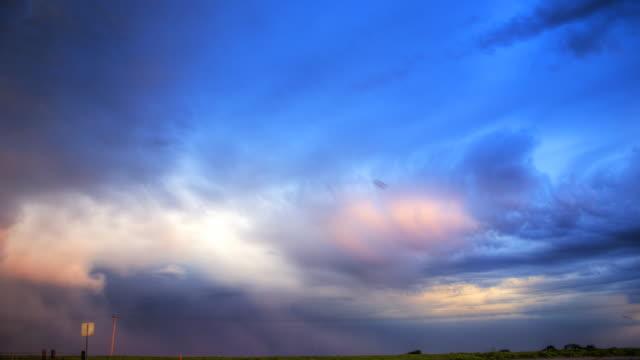 Dynamic Skies 5 (Stop Motion)