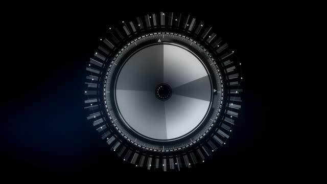 vídeos y material grabado en eventos de stock de dynamic gráfico de stock - diagrama circular