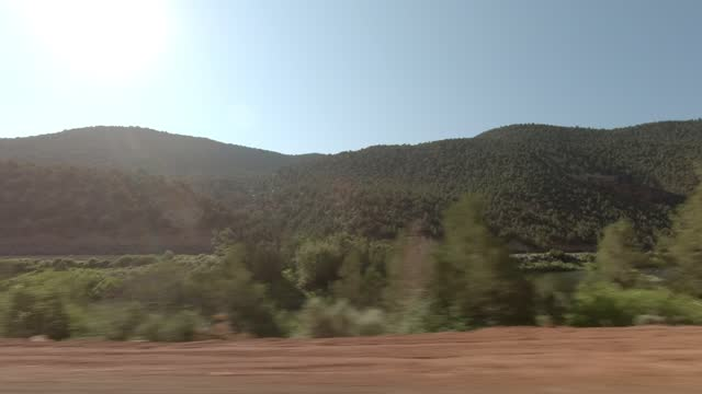eagle county 7 synced series left summer driving - number 7 stock videos & royalty-free footage