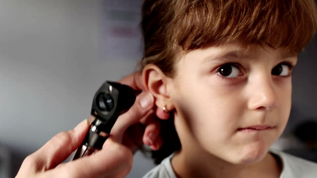 HD: Ear examination