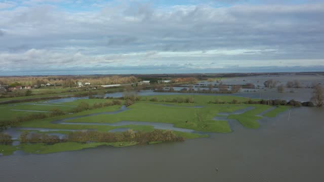 GBR: Storm Christoph Brings Flooding To Parts Of England