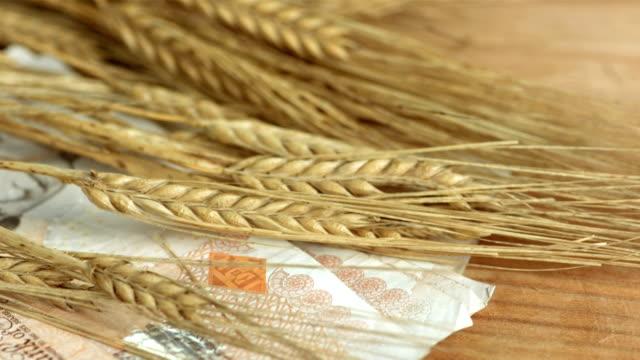 HD :耳の小麦に英ポンド