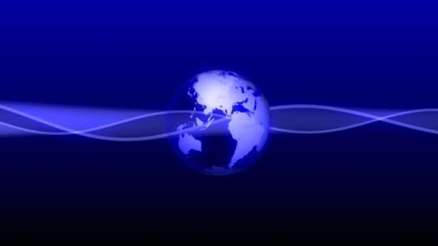 Earth 01 Blue BG