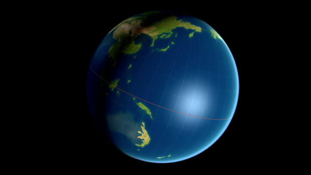 Earth after 70-metre sea level rise