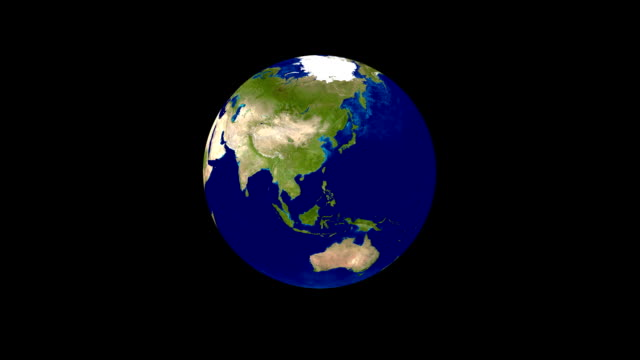 Erde explodieren nach 10 Sekunden lang gedrückt. (HD 1080 i