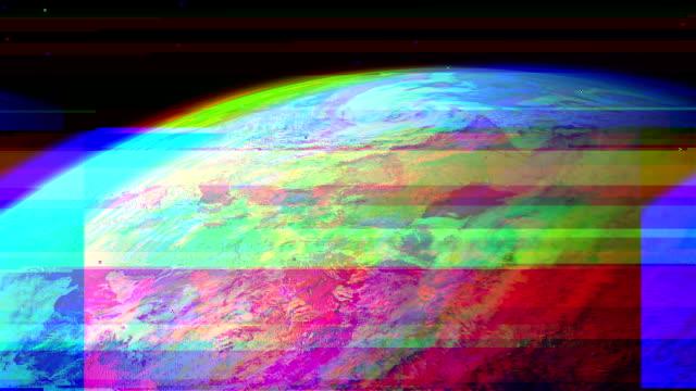vídeos y material grabado en eventos de stock de tierra de televisión vía satélite - misión espacial
