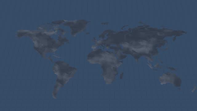 vídeos y material grabado en eventos de stock de mapa del globo terráqueo-mapa del país de grecia con la transición del canal alfa al principio y al final - cultura mediterránea