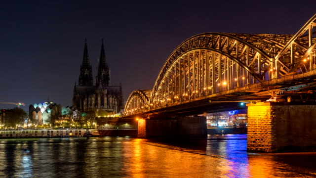 earth hour 2019 at cologne - earth hour stock videos & royalty-free footage