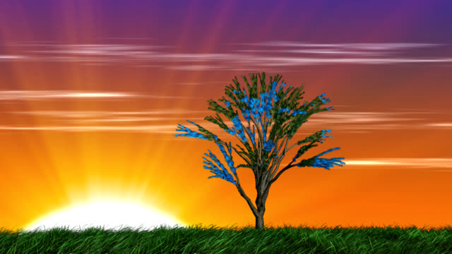 Terra em árvore