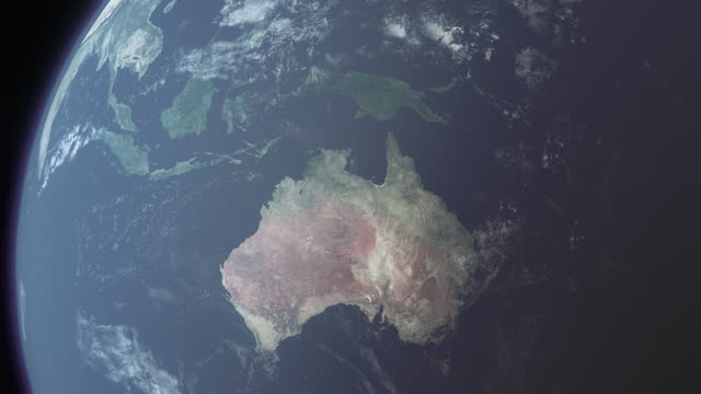 earth oceania - australia stock videos & royalty-free footage