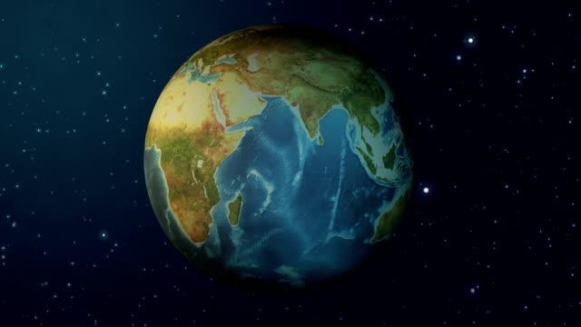 earth revolution - revolution stock videos & royalty-free footage