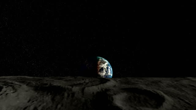 stockvideo's en b-roll-footage met aarde stijgt van 4k - ruimtemissie