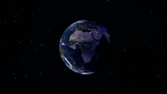 vídeos de stock, filmes e b-roll de planeta terra - turkey