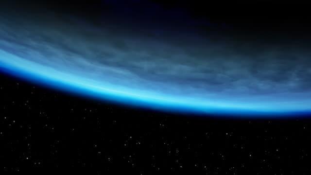 erde - stratosphäre stock-videos und b-roll-filmmaterial