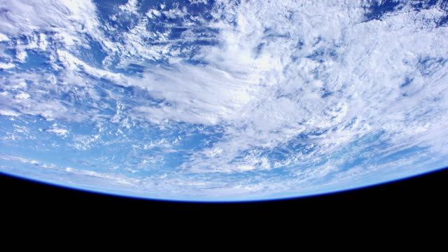 earth view from space - planet earth stock videos and b-roll footage