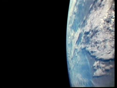 vidéos et rushes de wa earth view, over west coast of australia, sts 61-b, from space - 50 secondes et plus