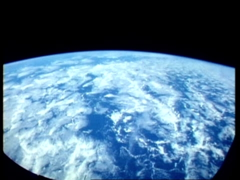 WA Earth view, STS 51-A, from space