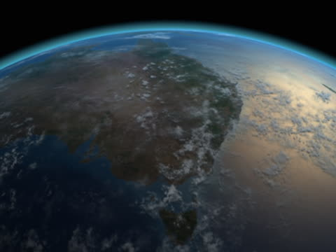 Earth views - Australia