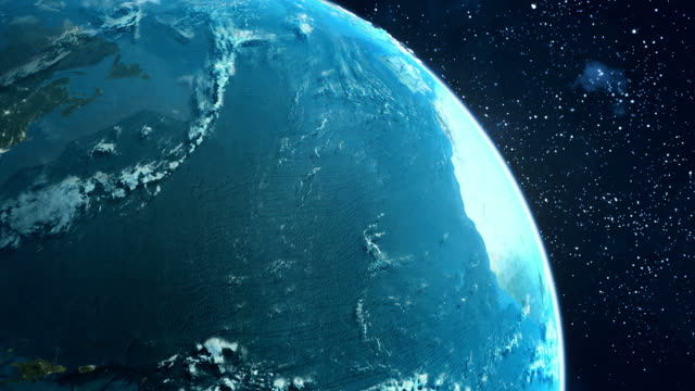 earth zoom animation - planet earth stock videos and b-roll footage