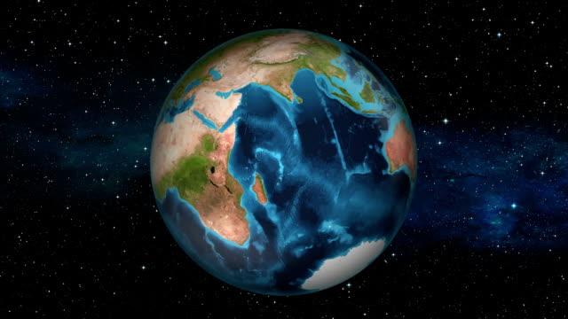 Earth Zoom In - Malawi - Lilongwe