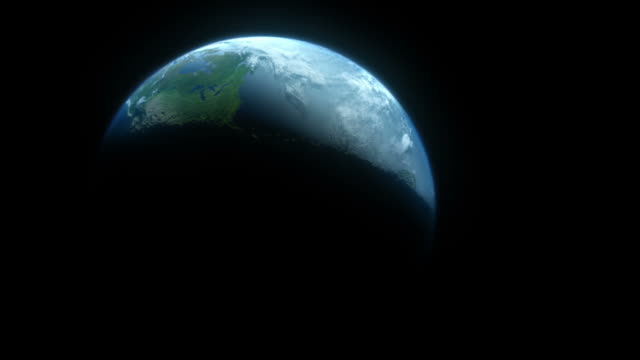 earth zoom - zoom in stock videos & royalty-free footage