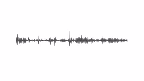 earthquake sound waves - wave stock videos & royalty-free footage