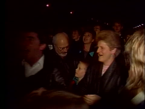 east and west germans celebrate as sections of the berlin wall come down. - 1989 stock videos & royalty-free footage