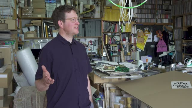 interview east london artist peter liversidge creates signs to support key workers during the coronavirus on not planing the project to much not... - addition key stock videos & royalty-free footage