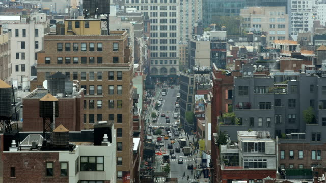 east village cityscape - greenwich village stock videos & royalty-free footage