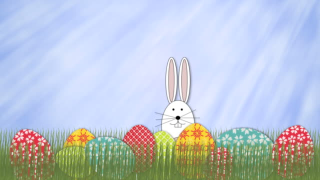 Easter Bunny Egg (HD)