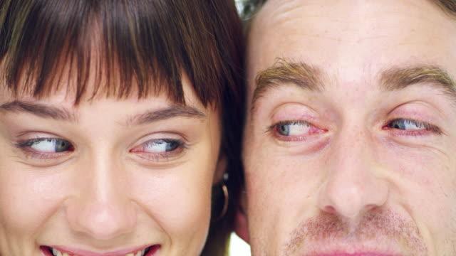 easy on the eyes - cornea stock videos & royalty-free footage