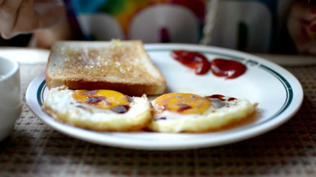 Essen Frühstück – Nahaufnahme