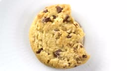 eating cookie stop motion