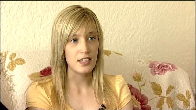 Interview with former anorexic Hayley Wilde Hayley Wilde interview SOT