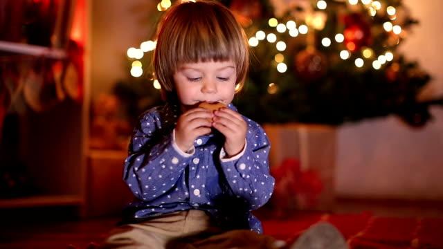 Eating Santa's Cookies